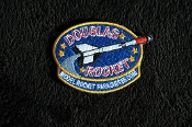 Douglas Rocket Patch